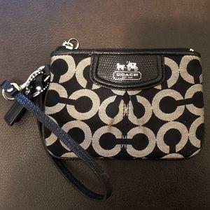 Small coach money purse